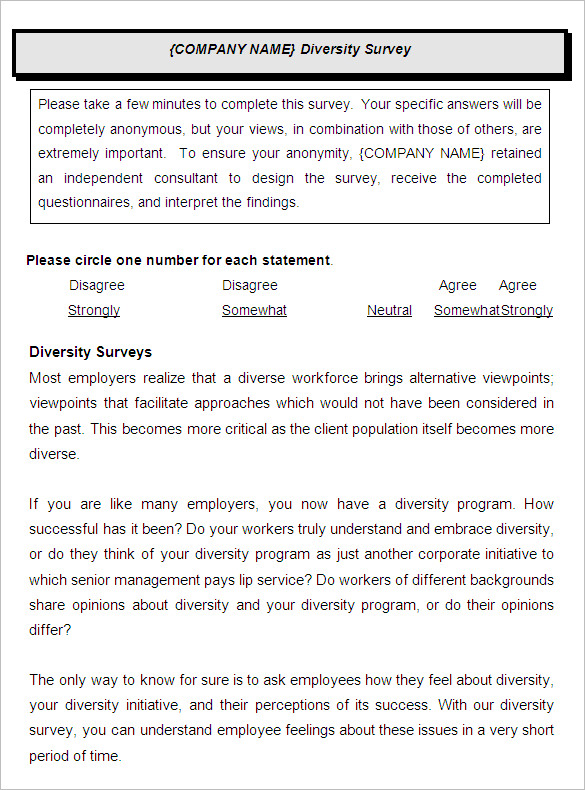 employee survey questions work environment