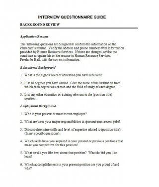 blank questionnaire template word survey templates and worksheets
