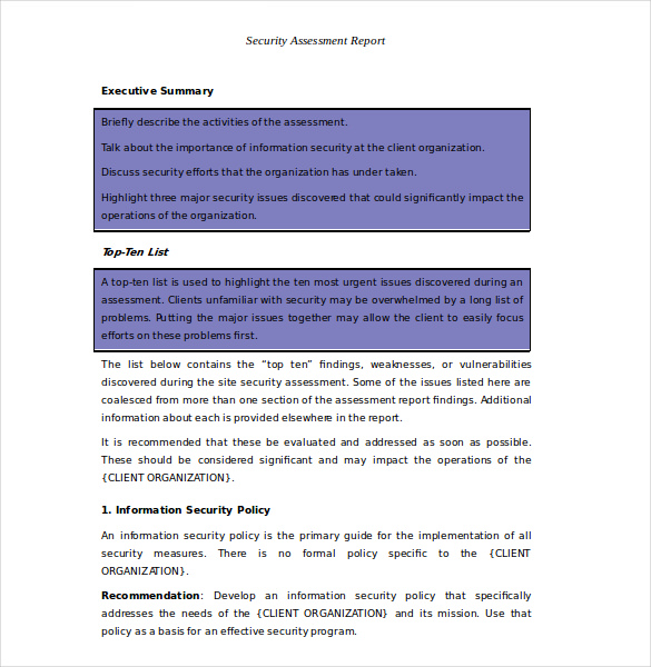security-survey-pdf-legal-template – Survey Templates and Worksheets